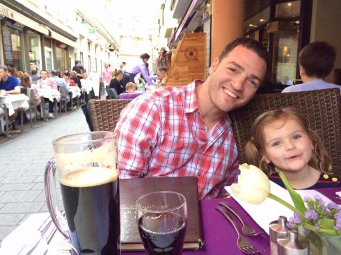 Dinner on Italian Row...