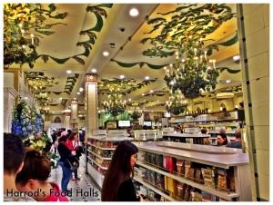 A food hall...