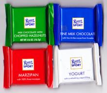 Ritter Chocolate