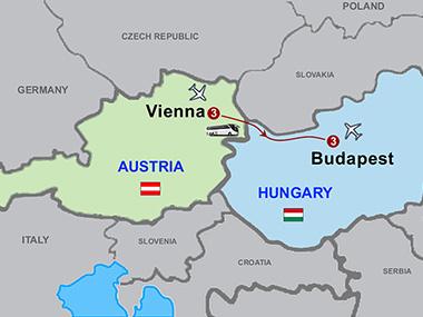ViennatoBudapest