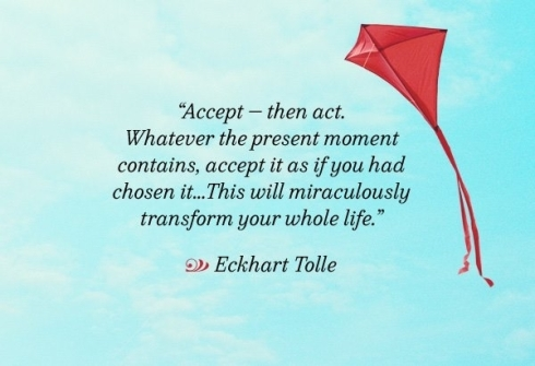 Eckhart Tolle Quote 1