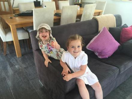 Neve and Florence